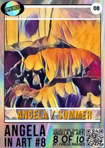 NFT - ANGELA IN ART