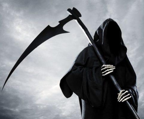 NFT - Death's Hand